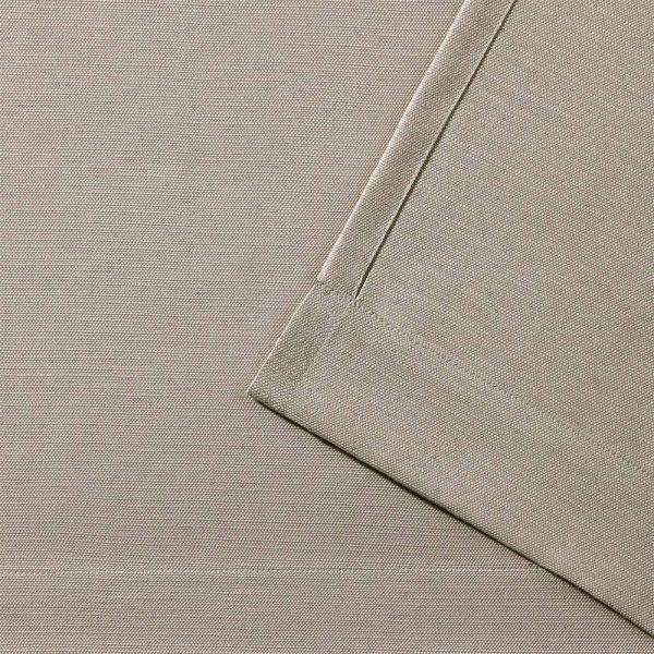 Exclusive Home Curtains Delano Heavyweight Textured Indoor Outdoor Window Curtain Panel Pair With Grommet Top, 54X96, Taupe, 2 Piece Price In Saudi Throughout Delano Indoor/outdoor Grommet Top Curtain Panel Pairs (View 16 of 45)