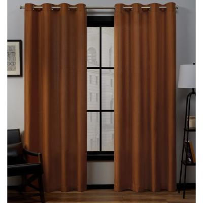 Exclusive Home Curtains Loha 54 In. W X 108 In (#10 of 50)