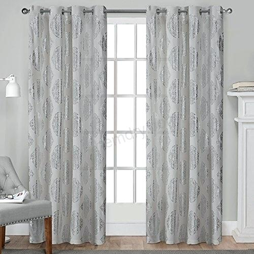 Exclusive Home Curtains – Plataformamovimientosocial With Regard To Baroque Linen Grommet Top Curtain Panel Pairs (View 24 of 48)