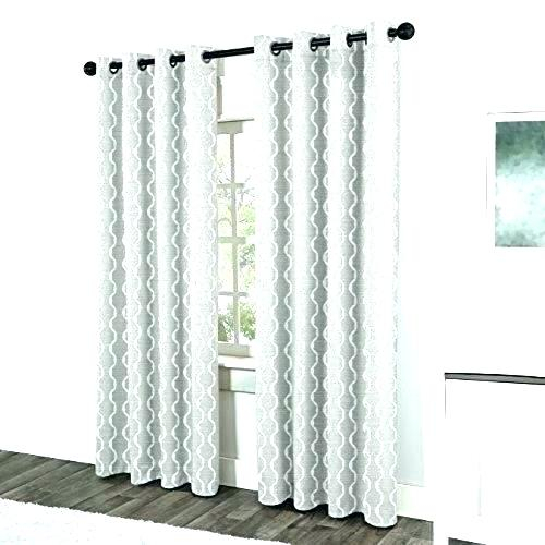 Exclusive Home Curtains – Plataformamovimientosocial With Regard To Forest Hill Woven Blackout Grommet Top Curtain Panel Pairs (#14 of 45)
