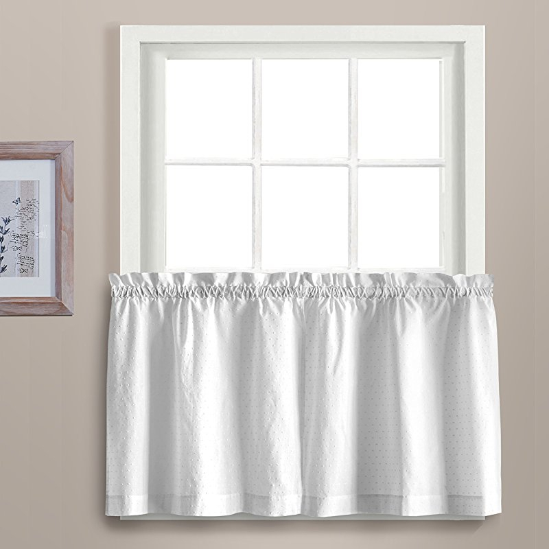 Exclusive Home Curtains Rio Burnout Sheer Grommet Top Window Throughout Wilshire Burnout Grommet Top Curtain Panel Pairs (#18 of 45)