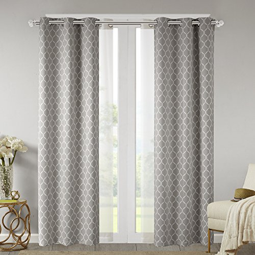 Exclusive Home Curtains Sateen Twill Weave Insulated Inside Sateen Twill Weave Insulated Blackout Window Curtain Panel Pairs (View 12 of 29)