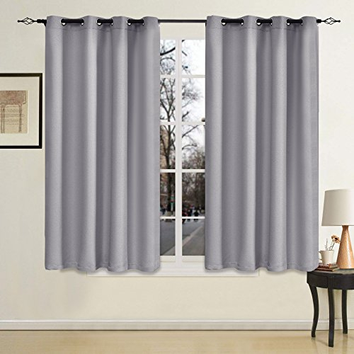 Exclusive Home Curtains Sateen Twill Weave Insulated Intended For Sateen Twill Weave Insulated Blackout Window Curtain Panel Pairs (View 7 of 29)
