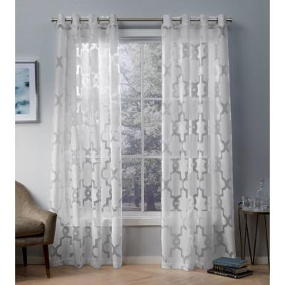 Exclusive Home Curtains Sena 54 In. W X 84 In (#19 of 45)