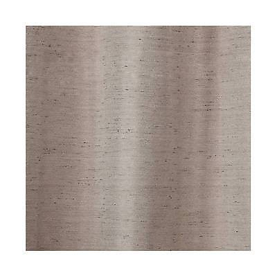 "Exclusive Home – Raw Silk Thermal Grommet Curtain Panel Pair, Taupe – 54"" X  108"" 642472011223 