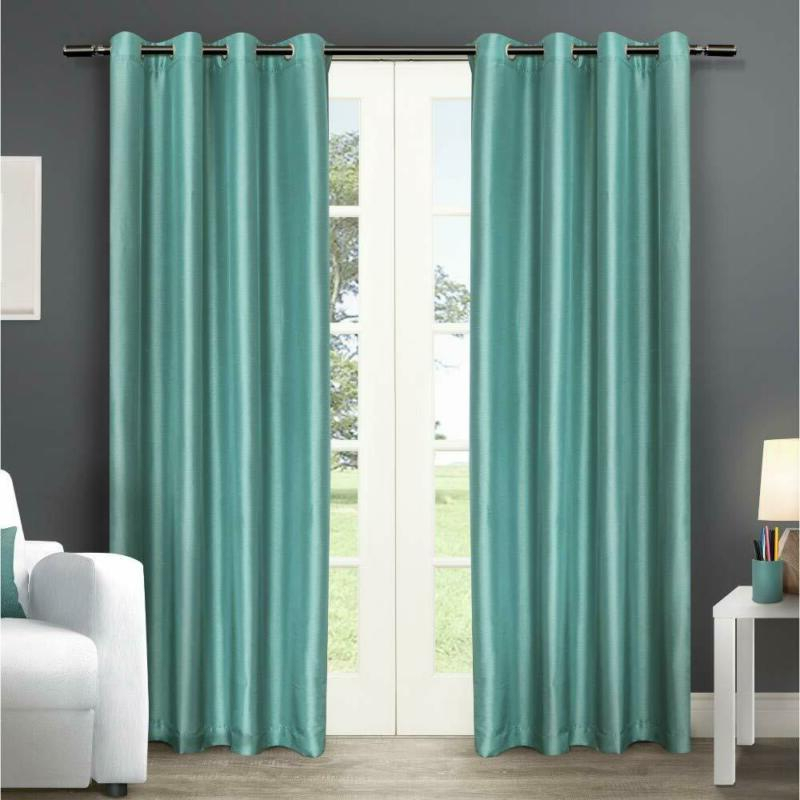 Exclusive Home Window Curtains | Window Curtains Pertaining To Delano Indoor/outdoor Grommet Top Curtain Panel Pairs (View 25 of 45)