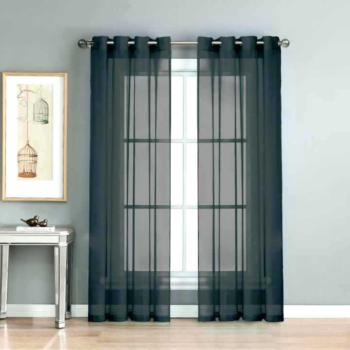 Extra Wide Sheer Curtains Curtain Panels Voile Inch Where To Inside Extra Wide White Voile Sheer Curtain Panels (View 14 of 50)