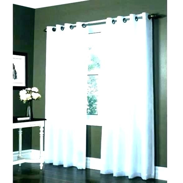 Extra Wide Sheer Curtains – Makamart (#23 of 50)