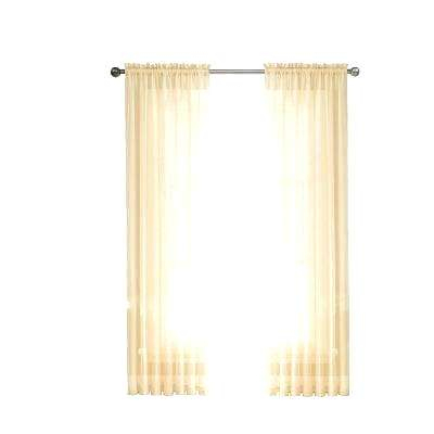 Extra Wide Sheer Curtains – Trackidz Throughout Extra Wide White Voile Sheer Curtain Panels (View 24 of 50)
