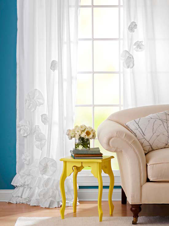 Fall Sales On Madison Park 2 Pack Elowen Twisted Tab Voile With Elowen White Twist Tab Voile Sheer Curtain Panel Pairs (View 17 of 36)