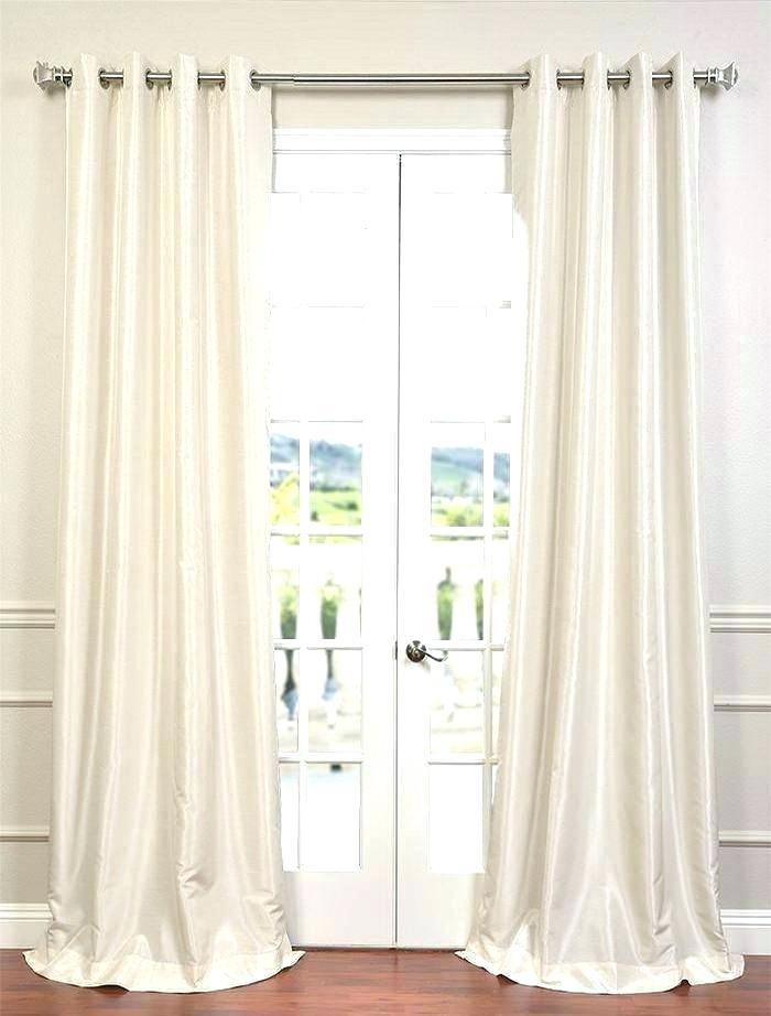Faux Dupioni Silk Curtains – Jokowidada For Storm Grey Vintage Faux Textured Dupioni Single Silk Curtain Panels (View 40 of 50)