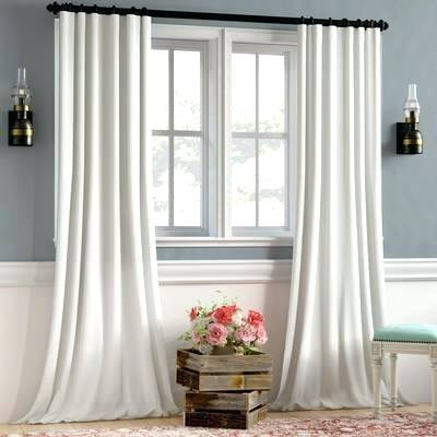 Faux Fur Curtains – Garettgroves With Regard To Luxury Collection Faux Leather Blackout Single Curtain Panels (View 36 of 42)