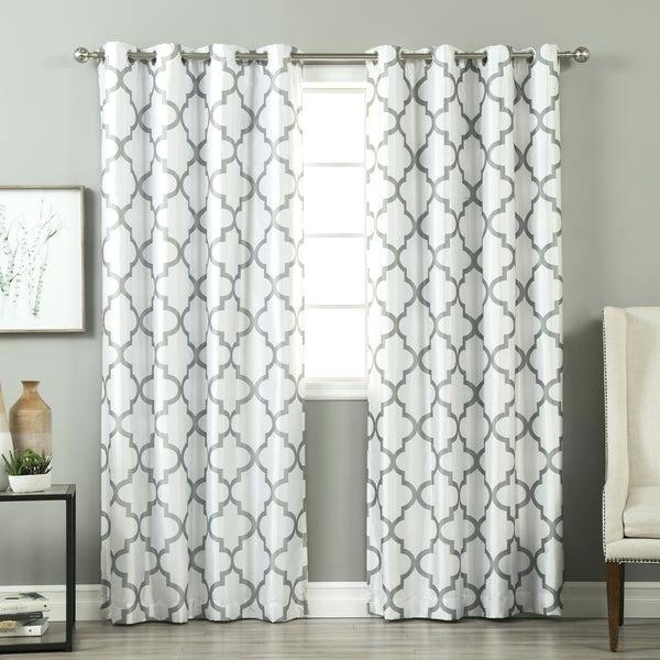 Faux Silk Blackout Curtains – Afterthestorm Pertaining To Faux Silk Extra Wide Blackout Single Curtain Panels (View 25 of 50)