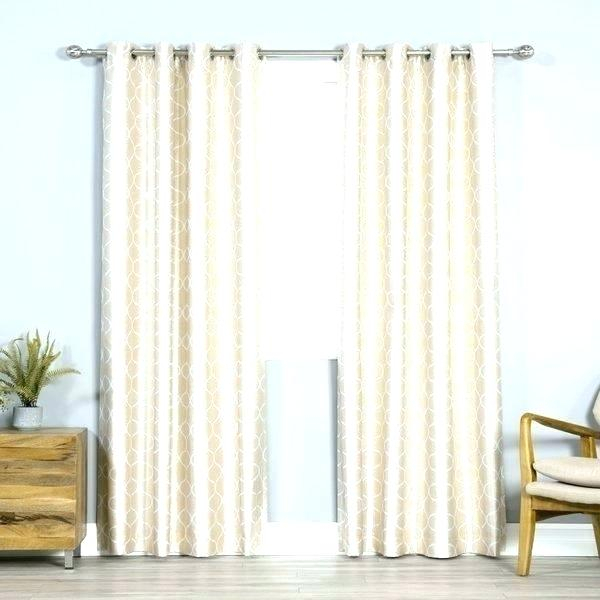 Faux Silk Blackout Curtains All Seasons Eyelet Next Curtain Within All Seasons Blackout Window Curtains (View 28 of 48)