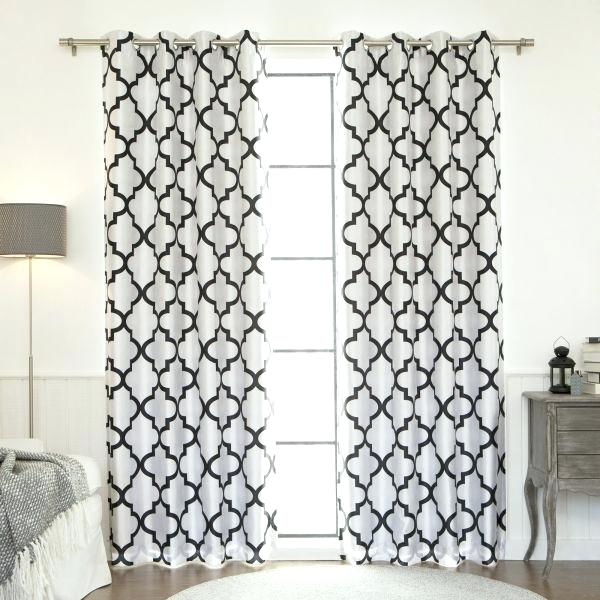 Faux Silk Blackout Curtains Best Home Fashion Reverse Pertaining To Faux Silk Extra Wide Blackout Single Curtain Panels (View 22 of 50)