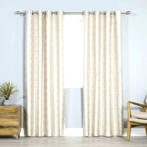 Faux Silk Blackout Curtains – Ezywallet (#18 of 41)