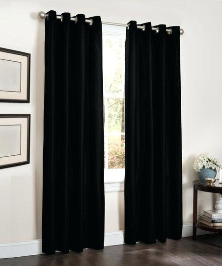 Faux Silk Blackout Curtains – Kathiezinn (View 12 of 50)