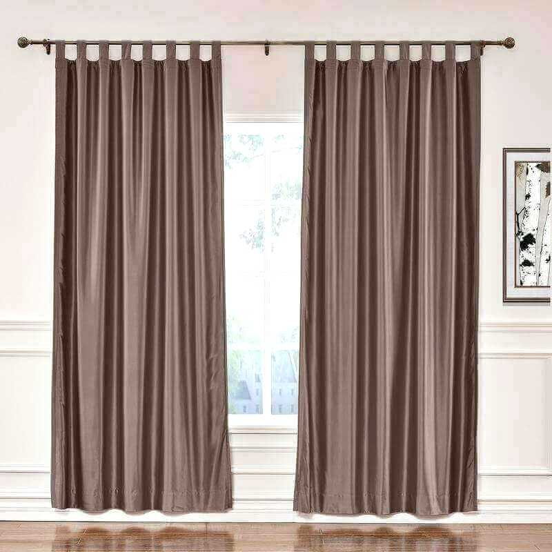 Faux Silk Drapes – Pattylebeau (View 15 of 50)