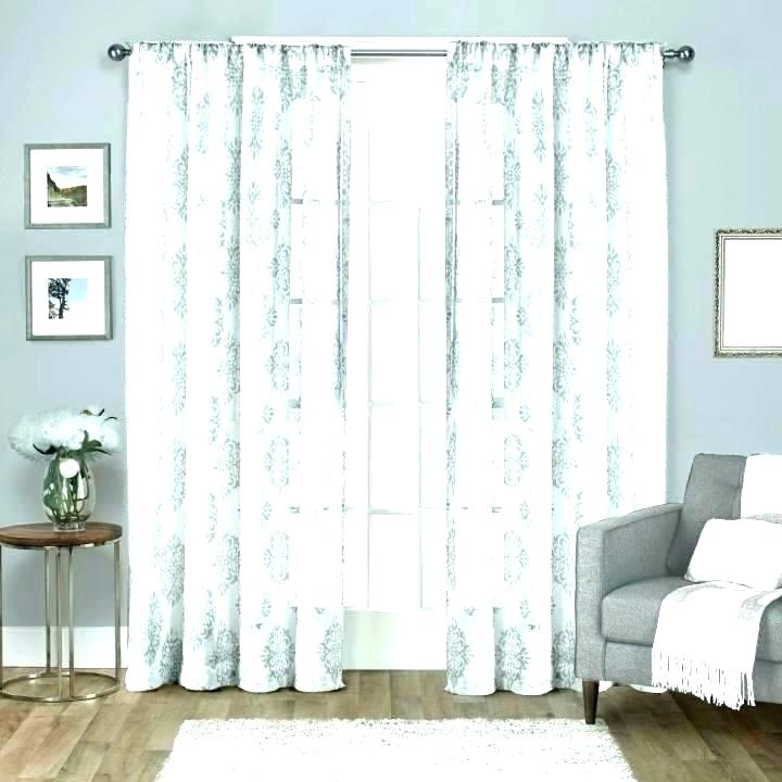 Flax Linen Curtains Drapes Pottery Barn Clearance Sheer Pertaining To Belgian Sheer Window Curtain Panel Pairs With Rod Pocket (View 31 of 46)