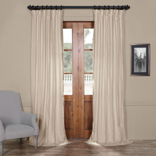 Popular Photo of French Linen Lined Curtain Panels