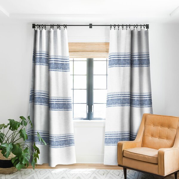 French Linen Curtains | Wayfair Intended For French Linen Lined Curtain Panels (#19 of 50)