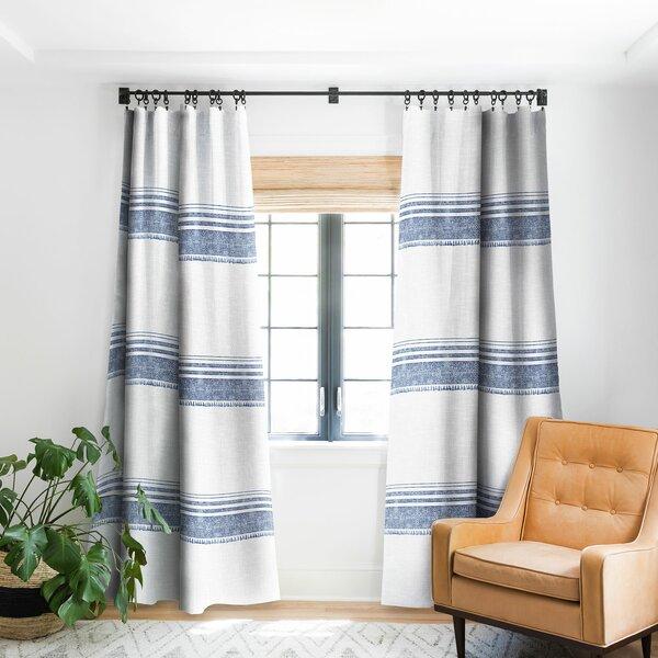 French Linen Curtains | Wayfair Regarding Heavy Faux Linen Single Curtain Panels (View 14 of 32)