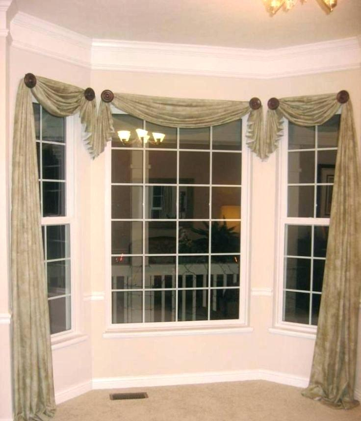 Gallery Of Window Scarf Hooks Valance Infinity Sheer Hanger Within Infinity Sheer Rod Pocket Curtain Panels (#12 of 50)
