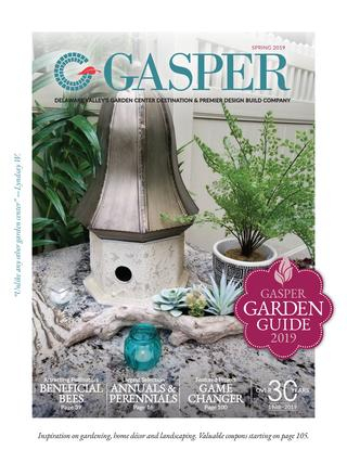 Gasper Garden Guide 2019Davidpsu – Issuu Within Gray Barn Dogwood Floral Curtain Panel Pairs (View 18 of 48)
