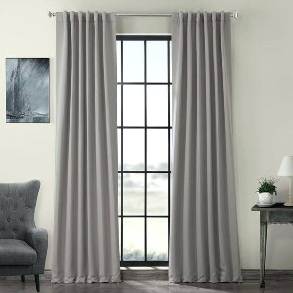 Gray Curtain Panel – Unitedthread (View 32 of 43)