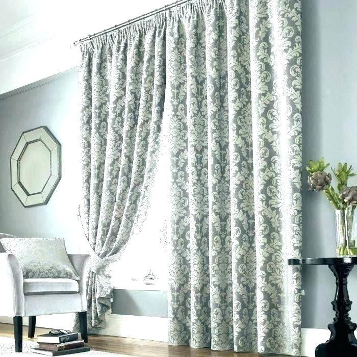Gray Damask Curtains – Earnestpreciado (#25 of 50)
