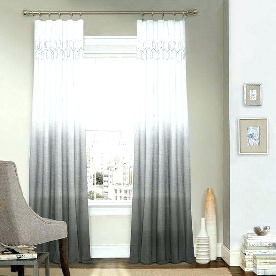 Gray Ombre Curtains – Jlynnphoto With Regard To Ombre Embroidery Curtain Panels (View 14 of 50)