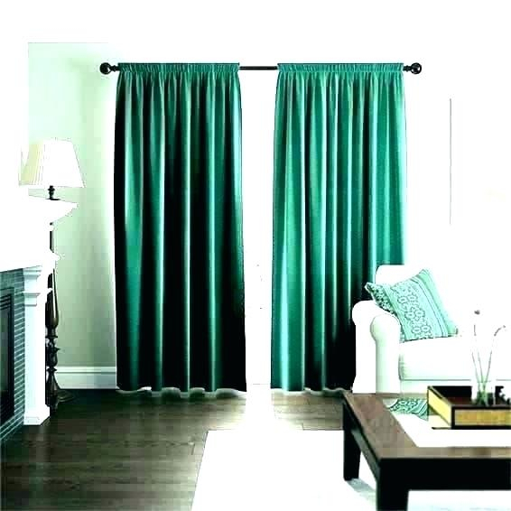 Green Drapes Peat Green Heritage Plush Velvet Curtain In W X With Heritage Plush Velvet Curtains (View 23 of 50)