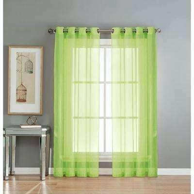 Green Window Curtains – Zanmedia (View 37 of 50)