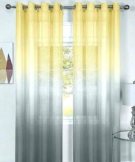 Grey Ombre Curtains – Loftbed (View 21 of 50)