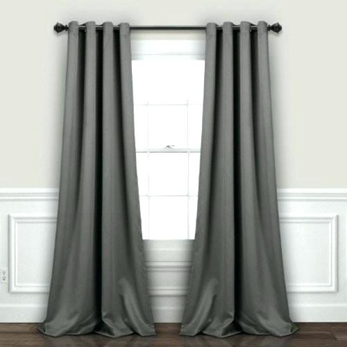 Grommet Blackout Curtains 63 Inch – Admworlddataprovider In Twig Insulated Blackout Curtain Panel Pairs With Grommet Top (#27 of 50)