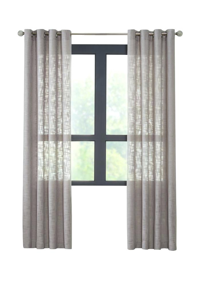 Grommet Linen Curtains – Armindaarant (#16 of 41)
