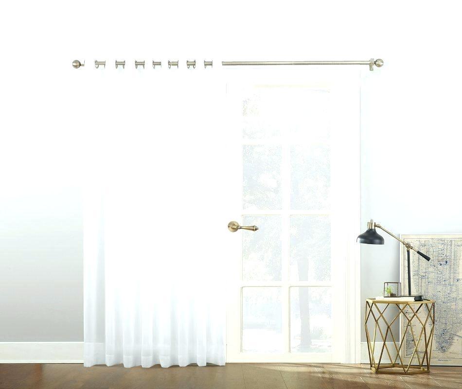 Grommet Patio Door Curtains – Auctioncoins (#8 of 38)