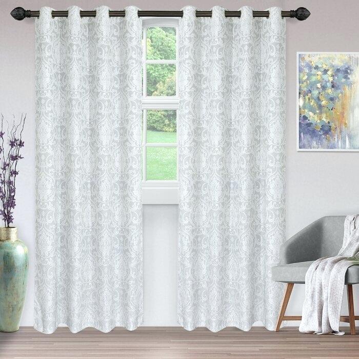 Grommet Room Darkening Curtains – Codyzimmerman (View 20 of 50)