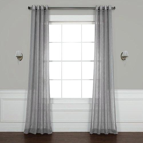 Grommet Sheer Curtains – Yoshikowatlington (#22 of 50)