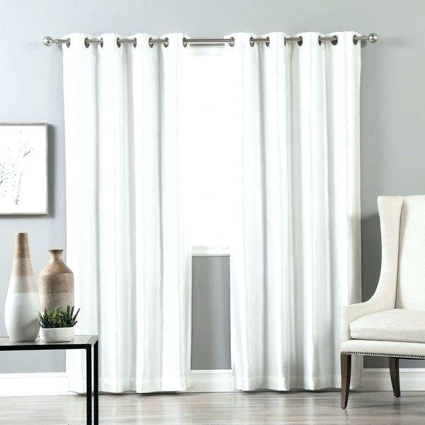 Grommet Top Blackout Curtains – Opcregiondemurcia Regarding Twig Insulated Blackout Curtain Panel Pairs With Grommet Top (#29 of 50)