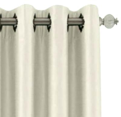 Grommet Top Blackout Curtains – Opcregiondemurcia With Twig Insulated Blackout Curtain Panel Pairs With Grommet Top (#30 of 50)