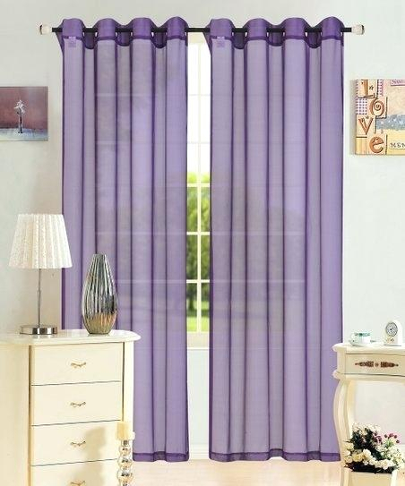 Grommet Top Curtain Panels – Loriannsandstrom (View 45 of 50)
