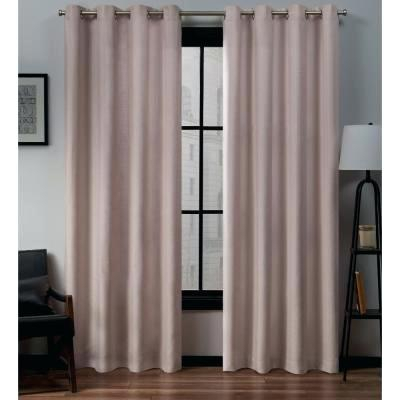 Grommet Top Curtain Panels – Wppro (View 7 of 50)