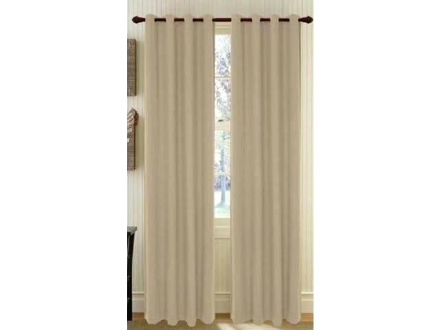 Grommet Top Curtain Panels – Wppro (View 33 of 50)
