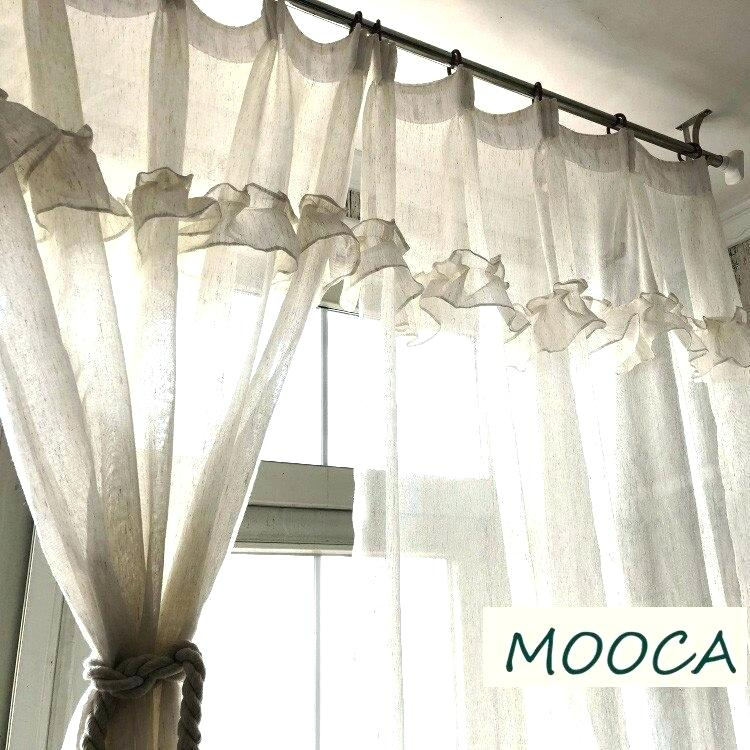 Gypsy Ruffled Curtains – Rocard Pertaining To Ruffle Diamond Curtain Panel Pairs (View 14 of 50)