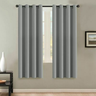 Popular Photo of Insulated Thermal Blackout Curtain Panel Pairs