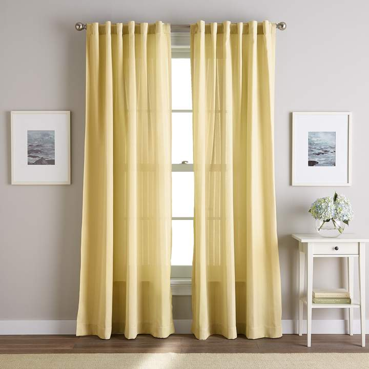 Hayden 1 Panel Window Curtain In 2019 | Products | Curtains For Hayden Rod Pocket Blackout Panels (View 17 of 43)