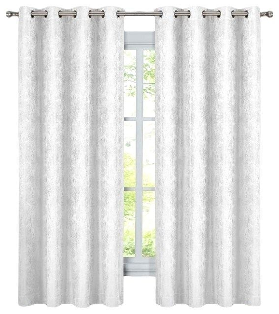 Heavenly 100 Blackout Curtains – Muney (View 17 of 39)