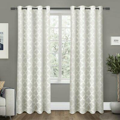 Home Cartago Grommet Curtain Panel Pair – $ (View 11 of 35)