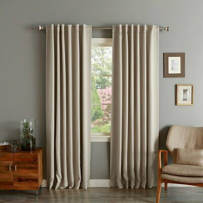Home & Garden, Window Treatments & Hardware, Curtains Inside Luxury Collection Monte Carlo Sheer Curtain Panel Pairs (#10 of 29)